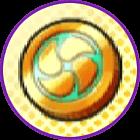 わくわくコイン(月)