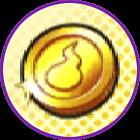 黄色コイン (USA)